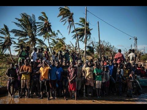 مخاوف من تفشي الأمراض بعد إعصار إيداي  - نشر قبل 4 ساعة
