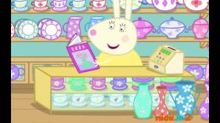 Peppa Pig in Mr Bull In A China Shop