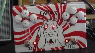 JHS Calhoun Mike Campbell Signature Overdrive Pedal Demo and Sounds