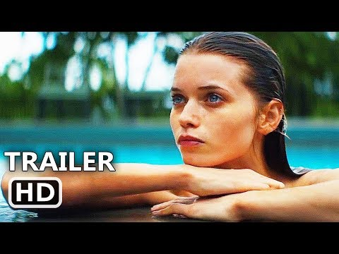 WELCOME THE STRANGER   2018 Abbey Lee, Riley Keough Movie HD