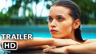 WELCOME THE STRANGER Official Trailer (2018) Abbey Lee, Riley Keough Movie HD