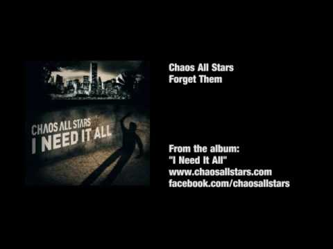 Chaos All Stars - Forget Them