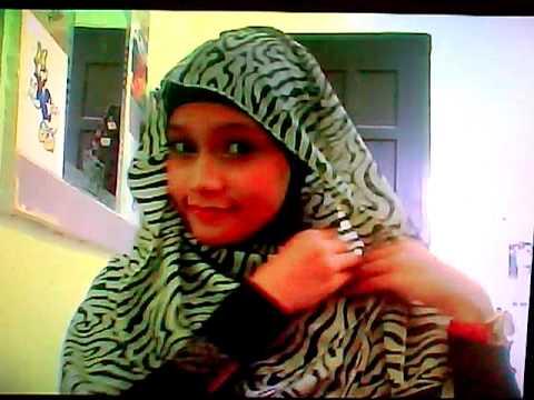 Tutorial hijab pashmina sifon # tutorial hijab pashmina dian pelangi # ...