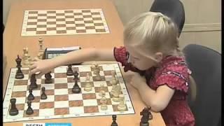 Олеся Власова из Воронежа в 6 лет стала чемпионом Европы по шахматам