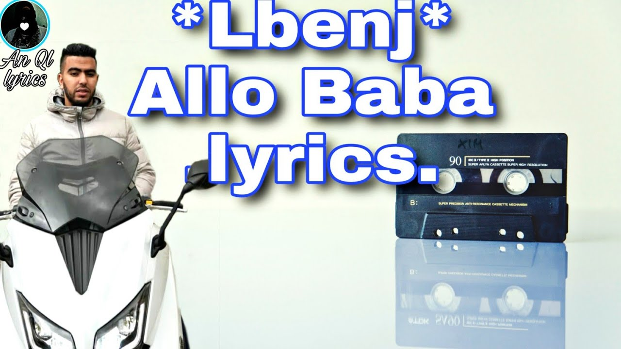 Download Lbenj - Allo Baba (video-lyrics)