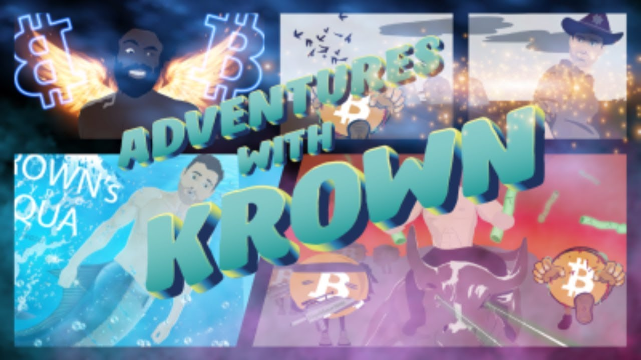 Adventures With Krown - April 15th, Weekly Recap