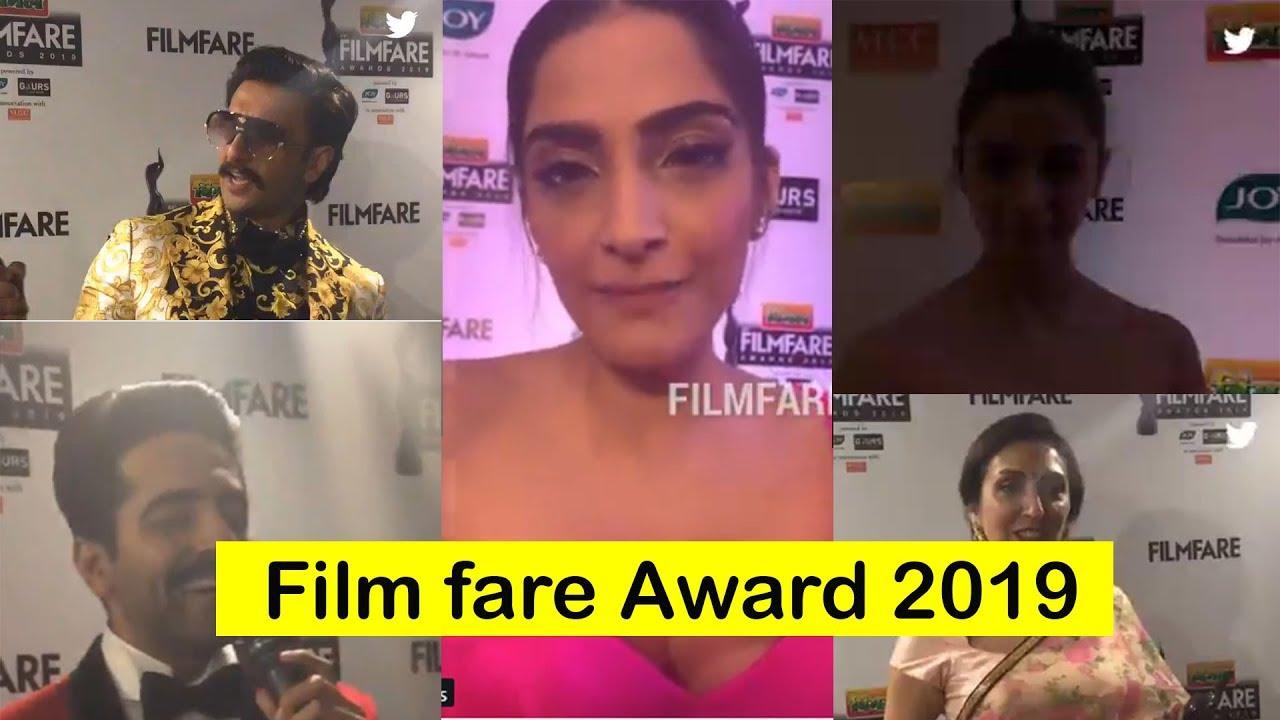 Zee Cine Awards 2019 Winner List | Zee Cine Awards 2019 full show, Alia,  Ranbir Kapoor, Bollywood