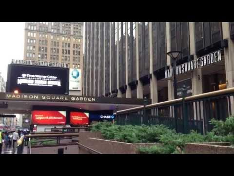 New York 2013 - Study Tours, Rider University Experience
