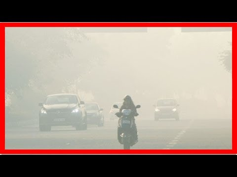 Breathing delhi air akin to smoking 50 cigarettes a day, doctors say|Breaking News , Latest news