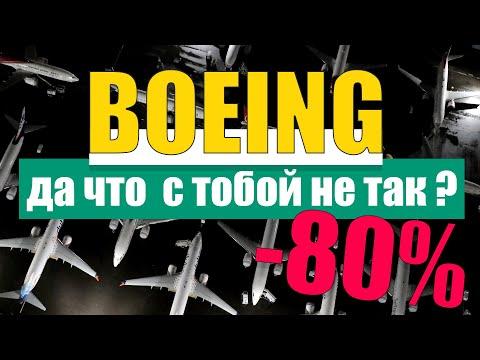 ✈️ ИНВЕСТИЦИИ В БОИНГ. BOEING 737 MAX ПРОВАЛ ПОЛИТИКИ КОМПАНИИ.