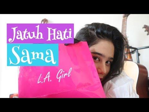 JATUH HATI SAMA LA GIRL - ONE BRAND MAKEUP TUTORIAL (Bahasa) L Tissa Biani