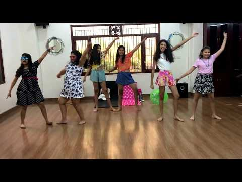 KIDS FREESTYLE DANCE | ALL FOR ONE | HIGH SCHOOL MUSICAL | TONIQUE STUDIO