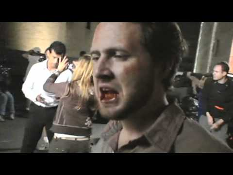 CSI: NY - Behind The Scenes: Fights
