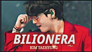 BILIONERA ~ TAEHYUNG    •FMV•    kim taehyung edit