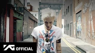 Cover images G-DRAGON - 삐딱하게(CROOKED) M/V