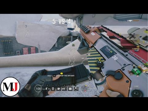 Tactical Plays - Rainbow Six Siege