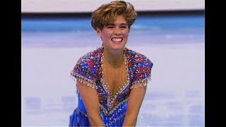 Jill Trenary - 1990 U.S. Figure Skating Championships - Long Program