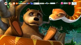 Junglebook 3D Fragman