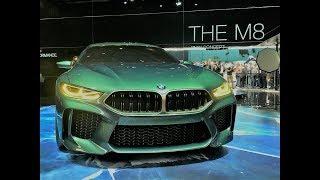 Новый BMW 8-Series 2019: фото, цена, характеристики, видео 8-Серии