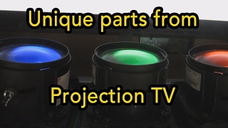Parting EVERYTHING from a Projection TV (tips & what to look out for)