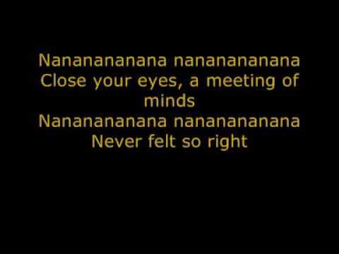 Jeanette- Hold the line (lyrics)
