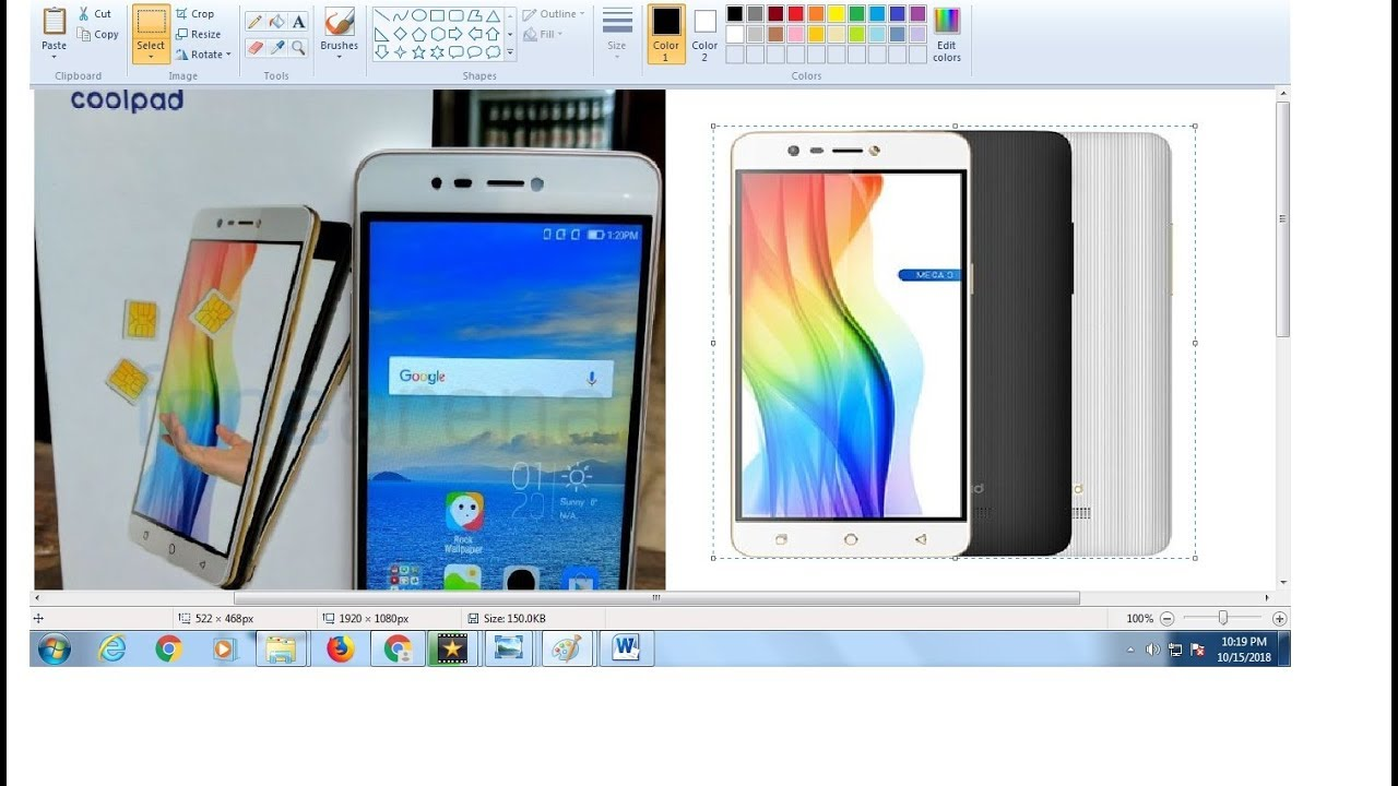 how to change software 3503i coolpad mega 3 mobile