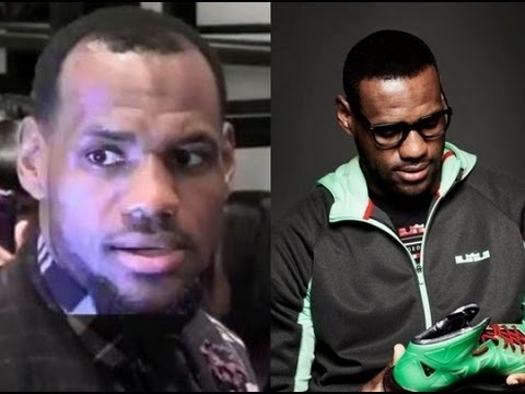 Did Nba Finals Mvp Star Lebron James Edit His Hairline Pics Inside Funny Old Receding Ones Hd