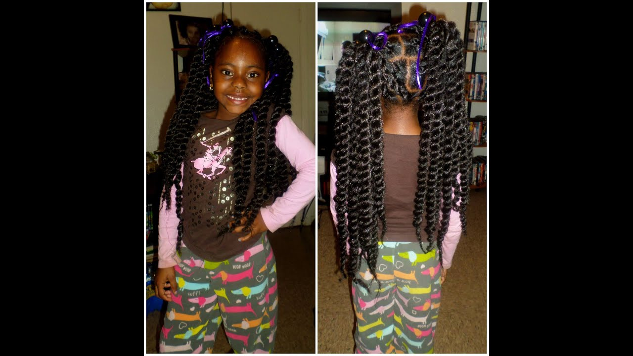 easy havana twists