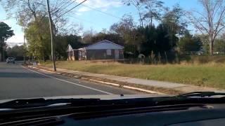 Road Trip to Georgia 9: Homerville & Broxton GA