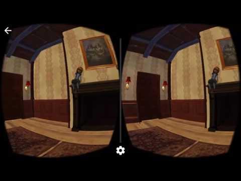 Manoir horreur VR