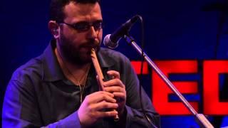 A live performance of | DAULUTE | TEDxHeraklion