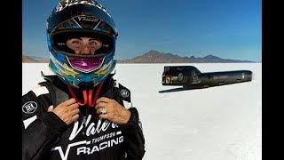 Valerie Thompson Racing World of Speed 2019