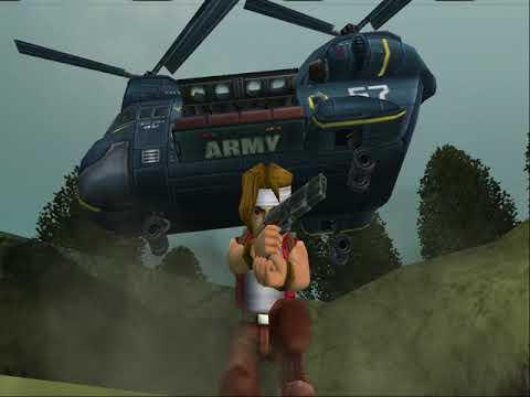 Metal Slug 2006 - Mission 1 (Normal, Marco, New Game)