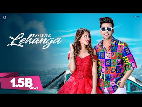 Lehanga : Jass Manak Official Video Satti Dhillon  Latest Punjabi Songs  Gk Digital  Geet