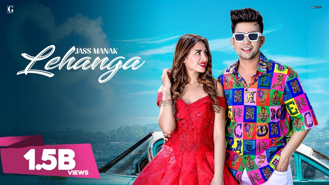 Lehanga Song Lyrics
