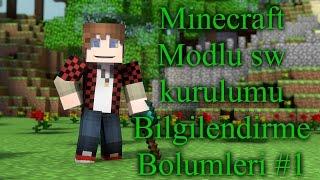 Minecraft  Modlu Server Kurma 1.7.10 Hamachi