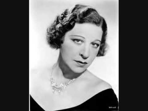 Fanny Brice - My Man (1938)