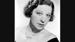 Fanny Brice - My Man (1938)