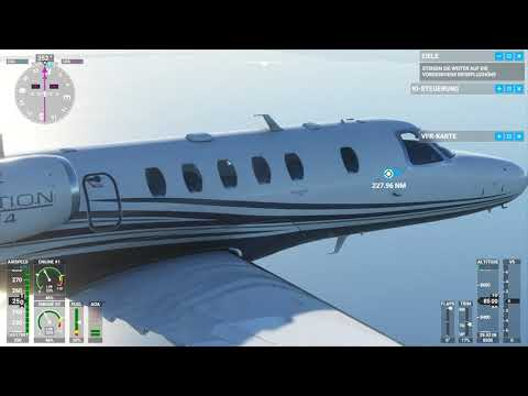 Microsoft Flight Simulator 2020 - Miami to Jacksonville   World Tour Flying #12