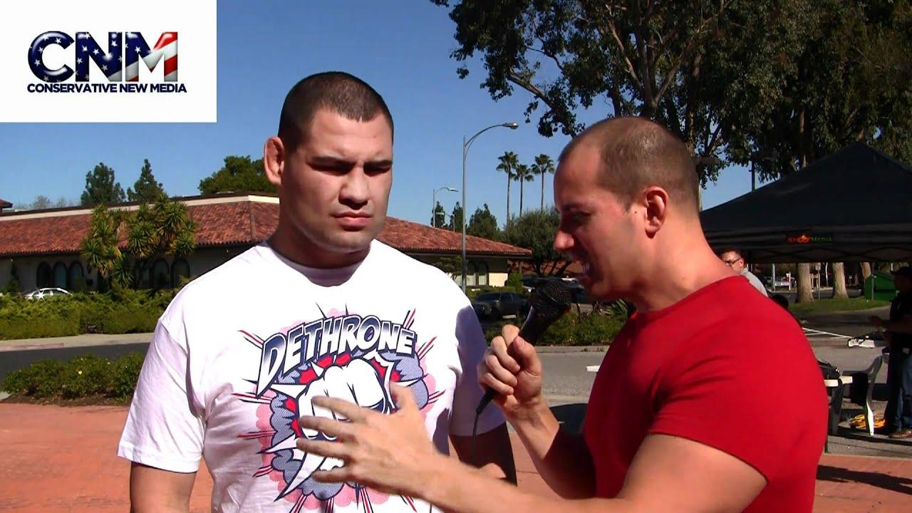 UFC MMA Heavyweight Champion Cain Velasquez - How strong ...