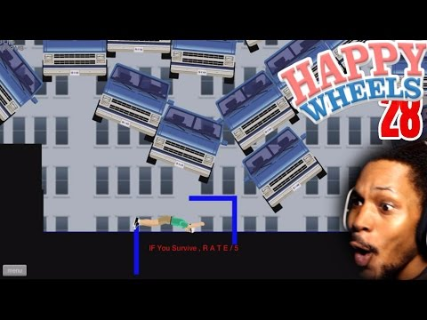 THESE LEVELS ARE IMPOSSIBLE! | Happy Wheels #28