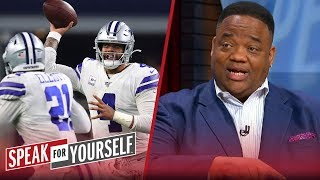 Last night proved Dak isn't the engine that drives the Cowboys — Whitlock | NFL | SPEAK FOR YOURSELF