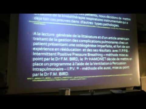 5ème Journée d'Education Thérapeutique - Hôtel Dieu - Exposé de Monique Vienne