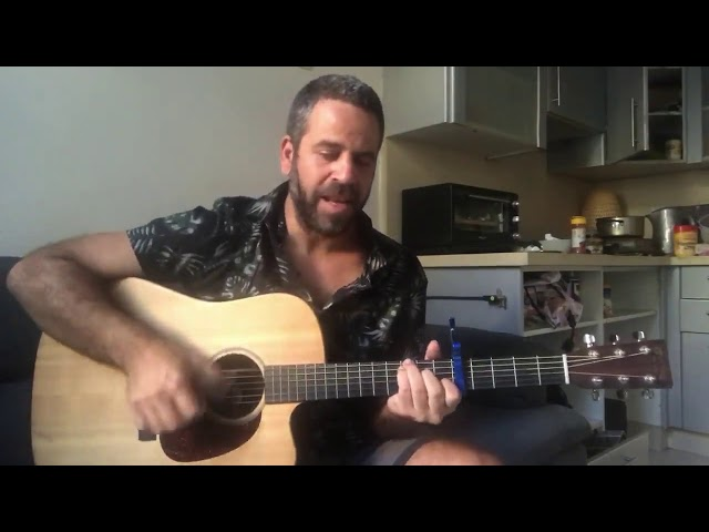 Sultans Of Swing (Dire Straits)-  Acoustic Cover (+Tabs)