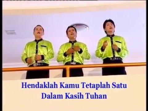 Lagu Rohani Kristen : S'lamat Berbahagia...... Nafiri Trio