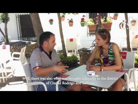 Former Mayor of Spanish Uranium Town explains about the value & impact of the Salamanca Mine.