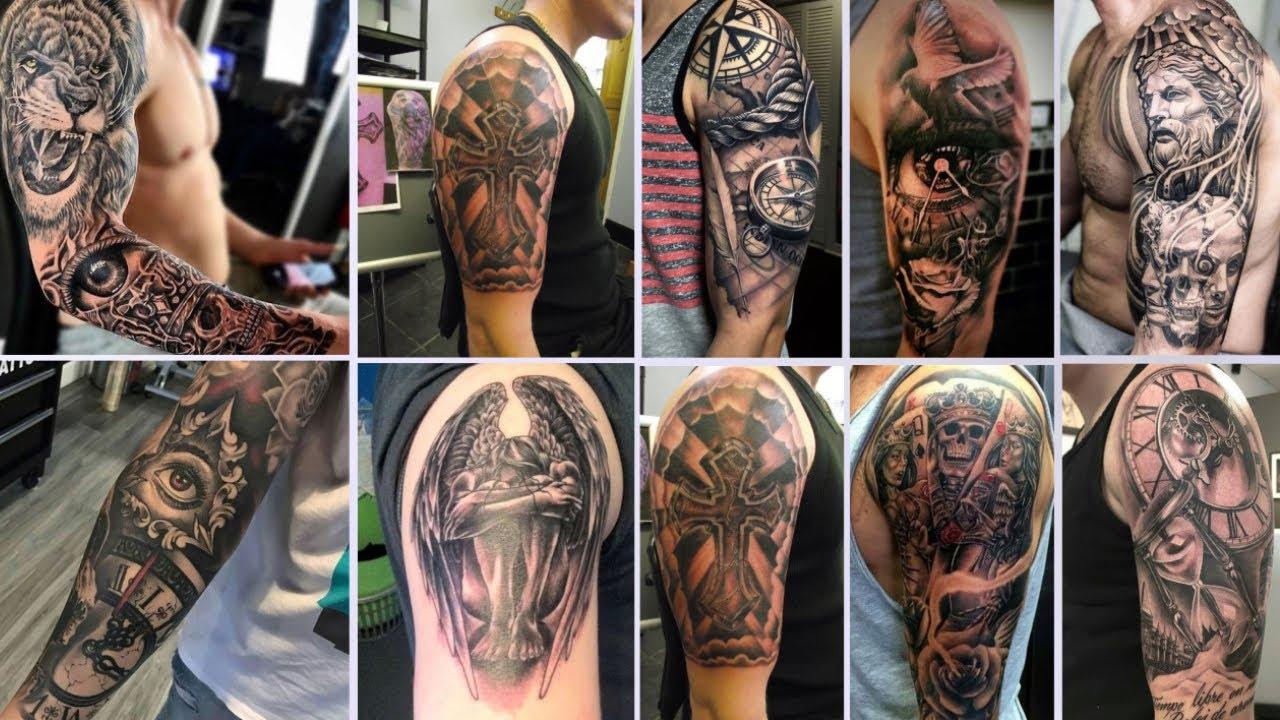 Cool Shoulder Tattoos for Men 20   Best Arm Tattoos For Guys 20 20    Tattoo Designs For Men
