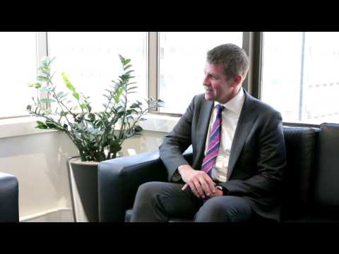 Getting to know NSW Premier Mike Baird
