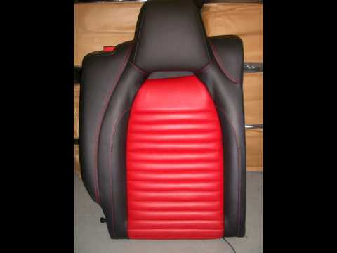 Mohsen S Custom Auto Auto Seat Cover Re Upholstery Re Design