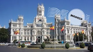 видео Мадрид - город, столица Испании